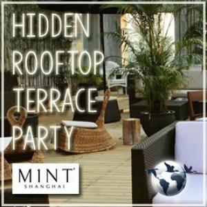 InterNations Shanghai | Hidden Rooftop Terrace Party M1NT