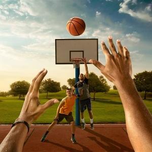 篮球夏令营