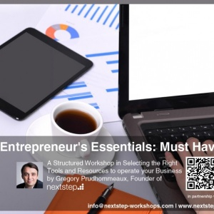 Entrepreneur's Essentials: Must Have Tools and Resources