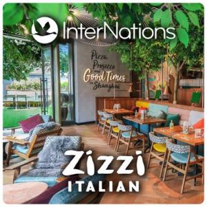 InterNations Shanghai   Zizzi Italian