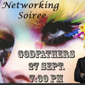 September 27 - Fashion Creatives and Marketing Networking Soiree
