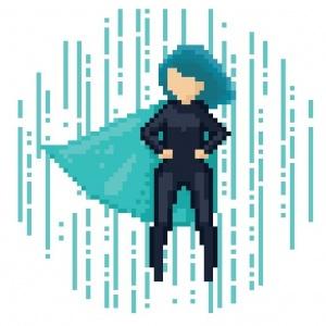 Superwomen in Data