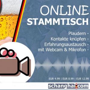 Deutscher Stammtisch (Online)