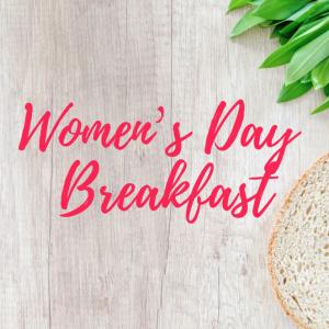 Female Vibes! Why should we feel lucky to be female? [International Women's Day Celebratory Breakfast]