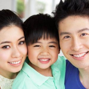Very Smart Parent, preparing my child for the future!  (Shanghai: 20 April 2019)