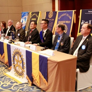 ROTARY JOINT MEETING/ May 31, 2017