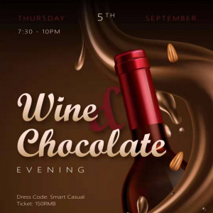 Wine & Chocolate Evening