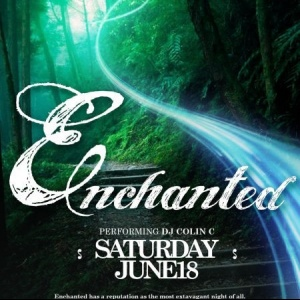 ENCHANTED / M1NT Terrace Opening Party