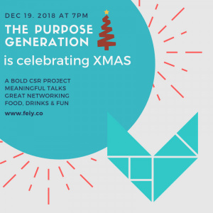 The Purpose Generation Christmas Party