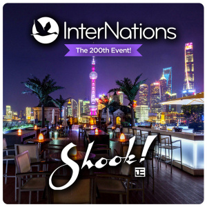 InterNations Shanghai | The 200th at Shook!
