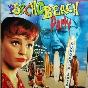Urban Aprhodite's Psycho Beach Party