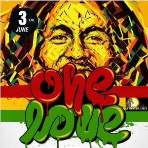 ONE LOVE – REGGAE, SEGA and SEGGAE LIVE MUSIC WITH THE BAND NOUKILLA - Friday 3rd of June at the Pearl