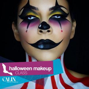 Halloween Makeup Class