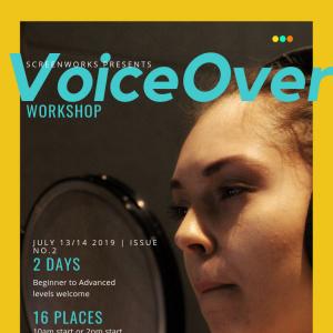 SCREENWORKS VOICE ACTING