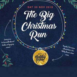 Nov 30: Holiday Bazaar Charity Run
