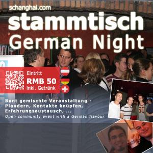 Deutscher Stammtisch | German Night