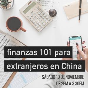 Finanzas 101 para extranjeros en China