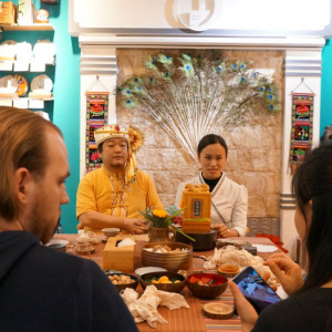 Exotic Yunnan Tea Experience in Shanghai