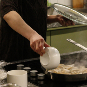 Modern Healthy Chinese Cooking and Dinner