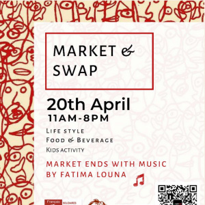 April market and swap
