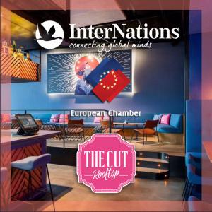 Business: InterNations Shanghai & EU Chamber Joint Event | The Cut Rooftop