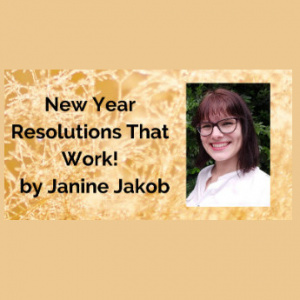 Feb 18th MMM Online Workshop - New Year's Resolutions That Work!