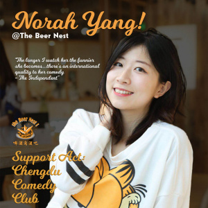 July 12: Norah Yang Stand-up Comedy
