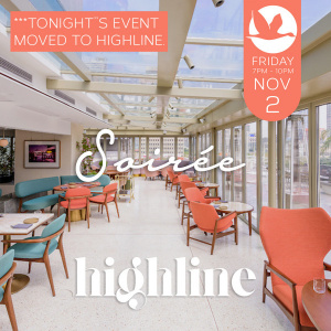InterNations Shanghai Soirée | Highline (formerly Beverly)