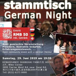 Deutscher Stammtisch Shanghai