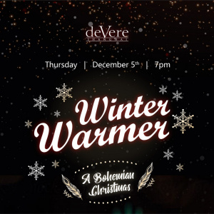 Winter Warmer with deVere