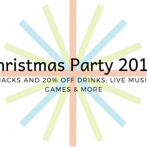 Rotaract Suzhou: Christmas Party!