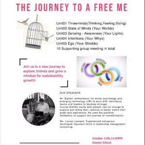 The Journey to a Free Me