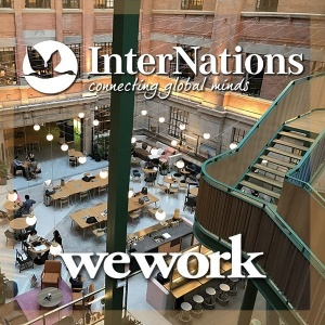 InterNations Shanghai New Year's Eve's Eve Gathering | WeWork