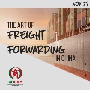 Panel: The Art of Freight Forwarding in China