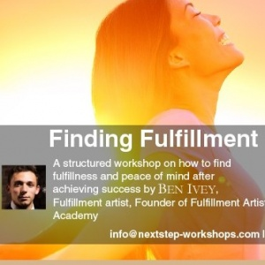 Sep 8 - Finding Fulfillment with Your Success by Ben Ivey
