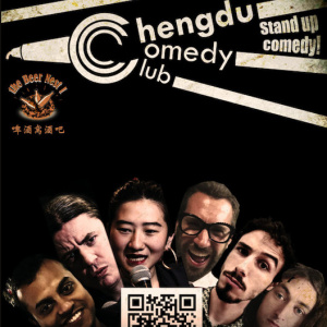 April 18th: Chengdu Comedy Club!